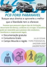 Processo para PCD para condutor e não condutor *