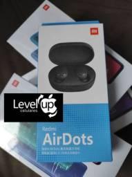 Entrego Hoje!! Redmi Air Dots. Novo LACRADO garantia e Entrega