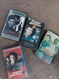 Vendo Fitas VHS - vídeo cassete