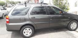 Palio Weekend ELX 1.3 16v 2001 gasolina