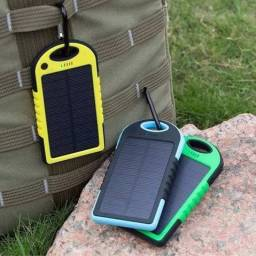 Power Bank Solar 2 Entradas USB