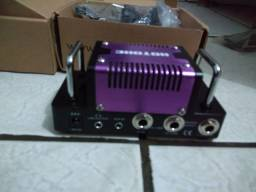 Head hotone purple wind 5 wats aceito pedais