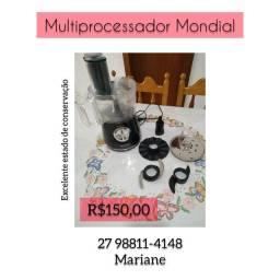 Multiprocessador Mondial 3 em 1
