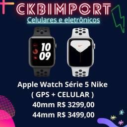 Apple Watch S5 40mm Nike GPS E Celular