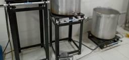 Conjunto para fabricação de cerveja