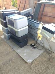 Sucata impressora Hp e Epson