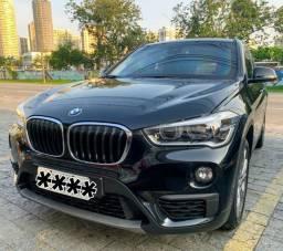 BMW X1 Blindado nível 3A Garantia 24 mil Km Igual a zero