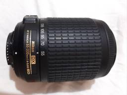 Lente Nikon 55-200 mm