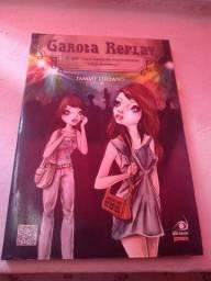 Livro: Garota replay