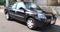 Renault Clio Sedan Authentique 1.6 - Completo - Novíssimo !!!