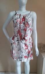 Vestidinhos de viscose com alças reguláveis. Perfeitos para o verão! ??