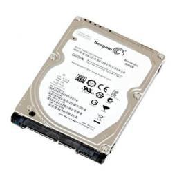 Vendo HD de notebook e de PC, usados em perfeito estado