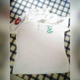 2 camisas Farmácia Uninassau por R$20