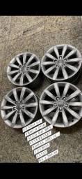 Jogo de rodas aro 16 originais Audi