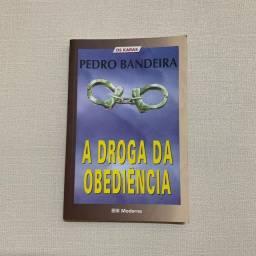Livro A Droga Da Obediência, Pedro Bandeira