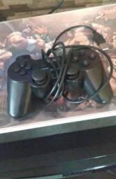 Vídeo-game com controle