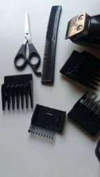 Kit corte cabelo