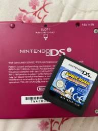 Jogo para Nintendo novo e importado do Sonic