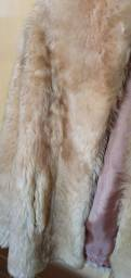 Casaco  quente  lindo 200reais veste 46 48
