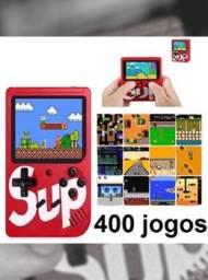 Game Box - 400 jogos retro R$99,00