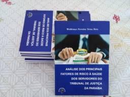 Vendem-se livros sobre Saúde e Qualidade de Vida no Trabalho