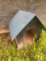 Doa-se casa de cachorro