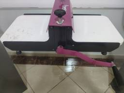 máquina de corte e vinco manual 30 cm