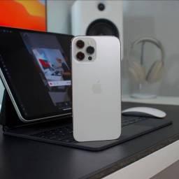 iPhone 12 Pro 128GB Prata (Lacrado)