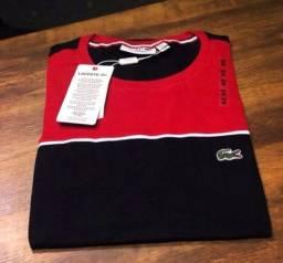Camisas malha peruana fio 40.1