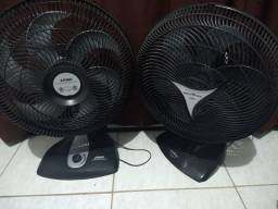 Vendo dois ventiladores Arno e Britânia
