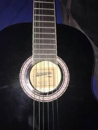 Vendo violão pouco usado