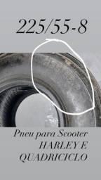 Pneu SCOOTER ELÉTRICA / HARLEY ELÉTRICA 225/55-8