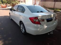 Honda civic 2014/14  lxr carro paras pessoas exigentes