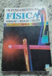 Livro os Fundamentos da Física 2