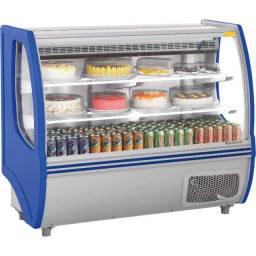 Balcão refrigerado rj
