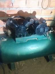 Compressor chaperin 15pes 200 litros
