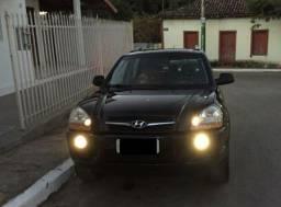 Hyundai Tucson Preta
