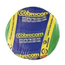 Cabo flexível 2,5mm (Cobrecom) 100mt
