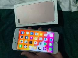 iPhone 7 Plus 32GB aceito cartão