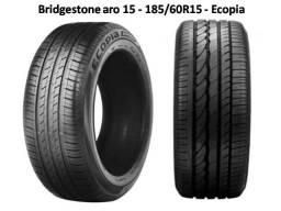 Imperdível! Pneu Aro 15 Bridgestone Ecopia EP150 15/60 R15 8H8V