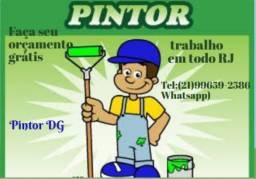 Pintor DG trabalho em todo RJ