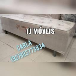 Cama Box solteiro *#*#