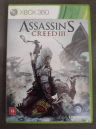 Jogos xbox 360 Assassin'S creed 3