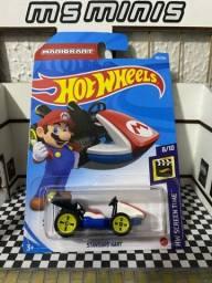 Hot Wheels Mário Kart