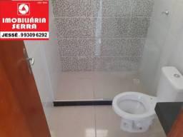 JES 053. Vendo casa nova em Macafé Serra Sede com 70M²