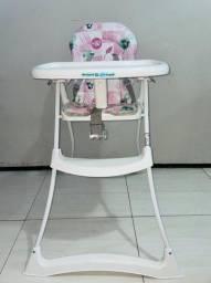 Cadeira de Alimentação - Burigotto - LEIA O ANÚNCIO, ACEITO CARTÃO