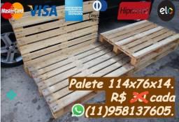 Pallet 114x76 entrego