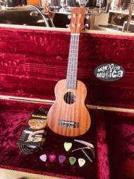 Kit ukulele Malibu 21s EQ