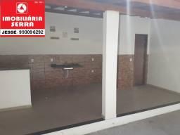 JES 012. Vendo casa nova em Macafé Serra Sede com 70M²