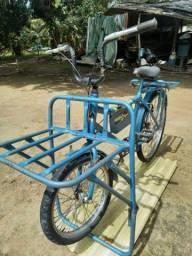 Título do anúncio: Bicicleta de carga semi-nova